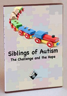 Siblings of Autism DVD Cover